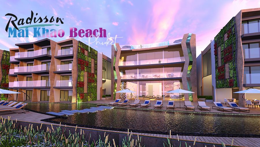Mileday365 Radisson Phuket Mai Khao Beach