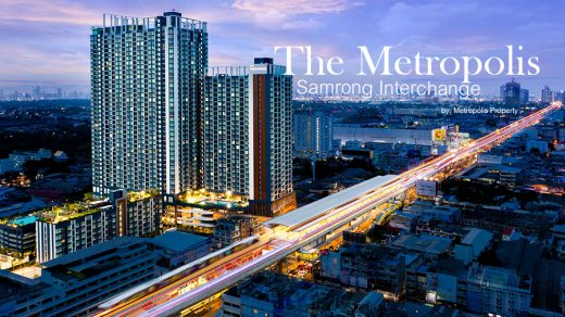 The Metropolis Samrong Interchange