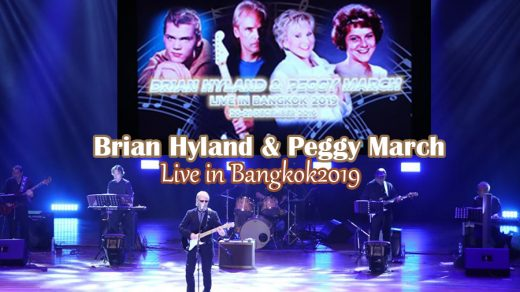 Brian Hyland & Peggy March Live in Bangkok 2019