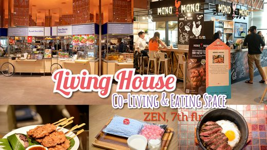 Living House Co-Living & Eating Space