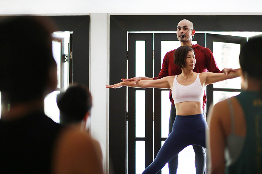 Mileday365 Thailand Yoga Art & Dance 2019