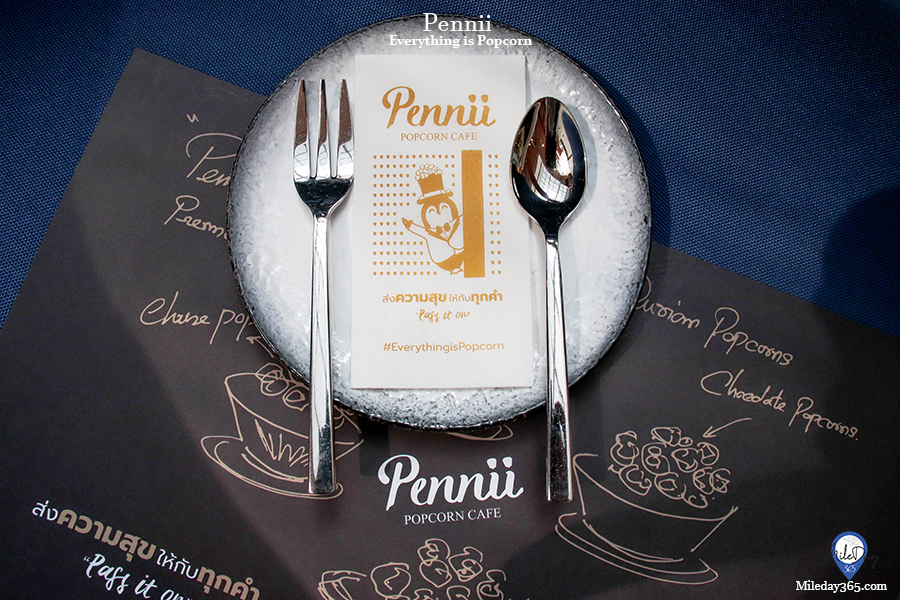 Mileday365 Pennii Popcorn Cafe