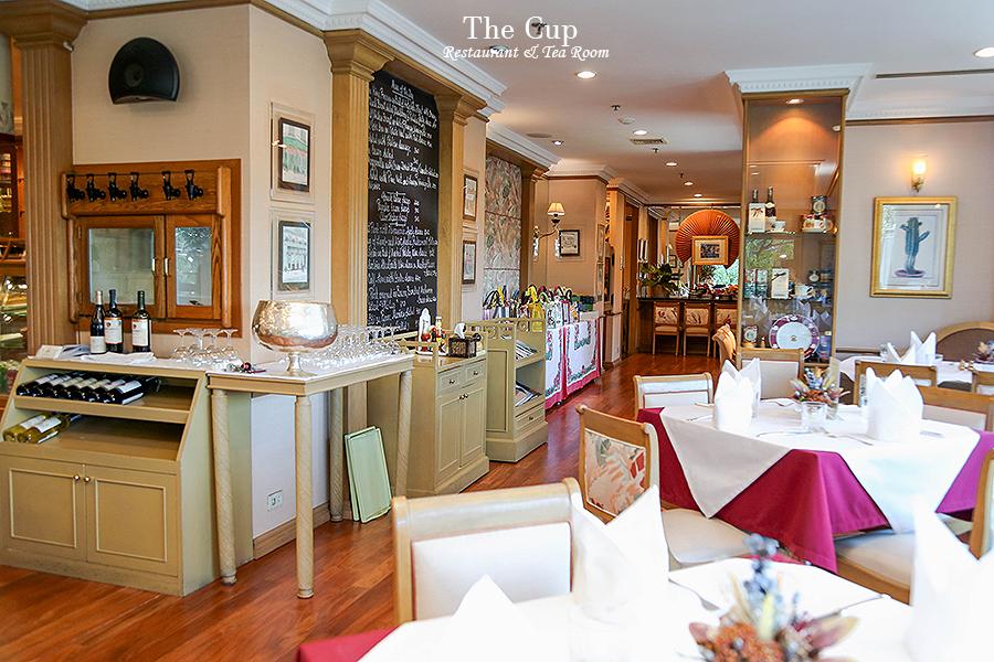 Mileday365 The Cup Restaurant & Tea Room
