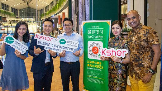 Ksher WeChat Pay