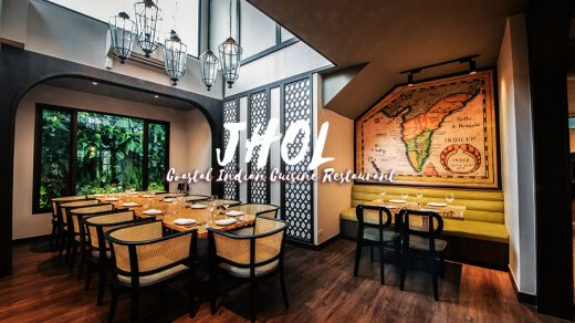 JHOL Coastal Indian Cuisine Restaurant