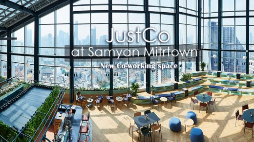 JustCo at Samyan Mitrtown
