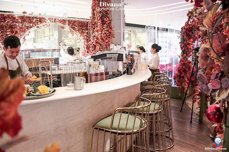 Mileday365 Divana Signature Cafe