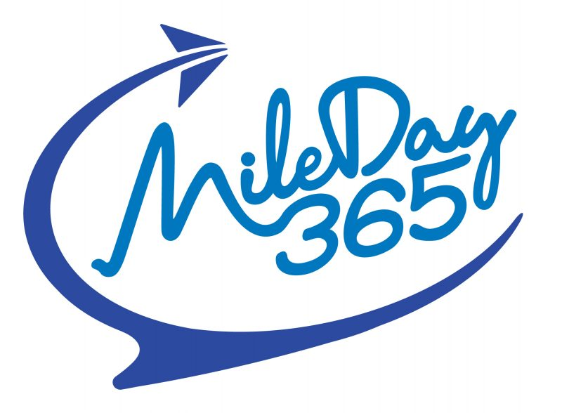 MileDay365 New Logo