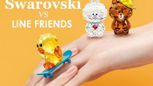 Swarovski x LINE FRIENDS