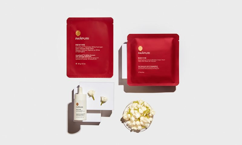 PANPURI CLEAN BEAUTY REVIVE Mask
