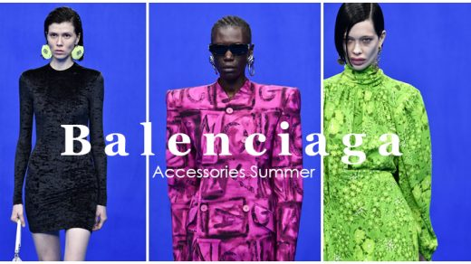 Balenciaga Accessories Summer