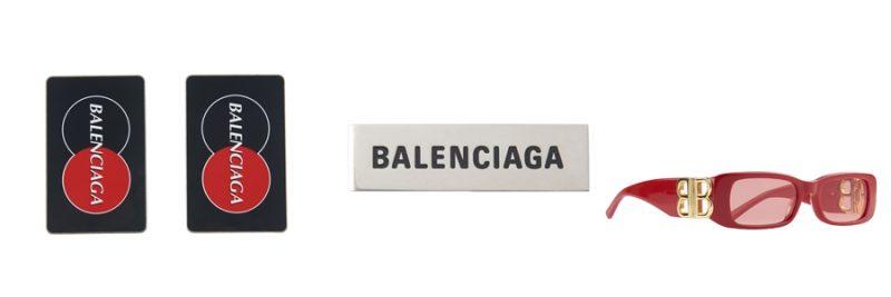 Balenciaga Accessories Summer