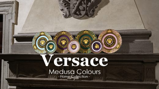 Versace Medusa Colours