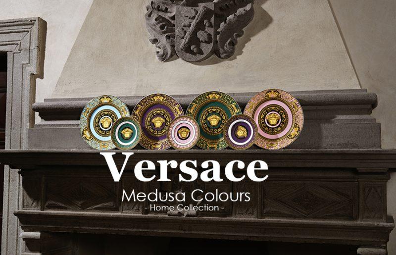 Versace Medusa Colours