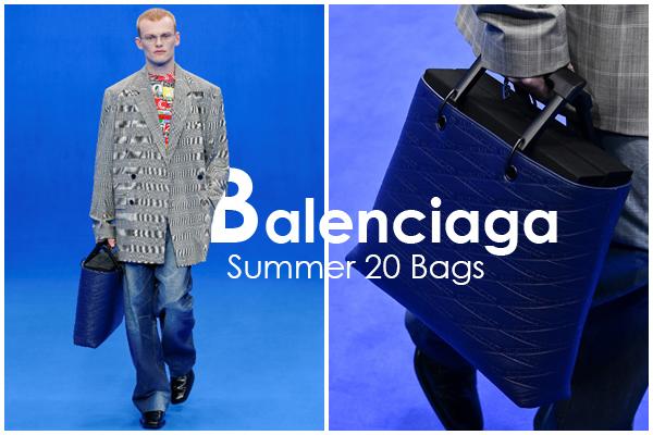 Balenciaga Summer 20 Bags