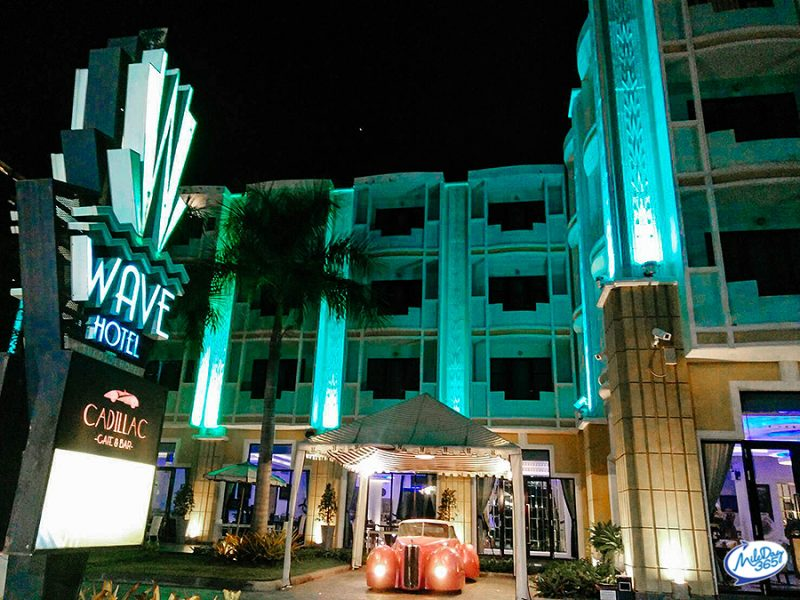 Wave Hotel Pattaya