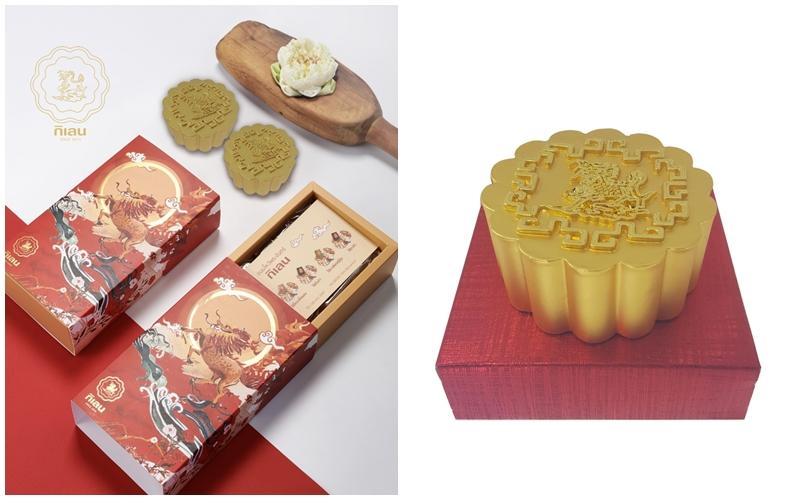 The Grand Opening of Kirin's Golden Moon Cake