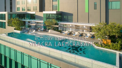 HOLIDAY INN® & SUITES SIRACHA LAEMCHABANG