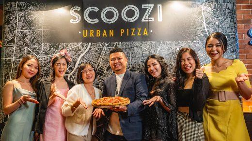 Scoozi Urban Pizza